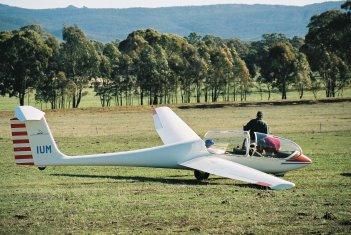 Glider Training